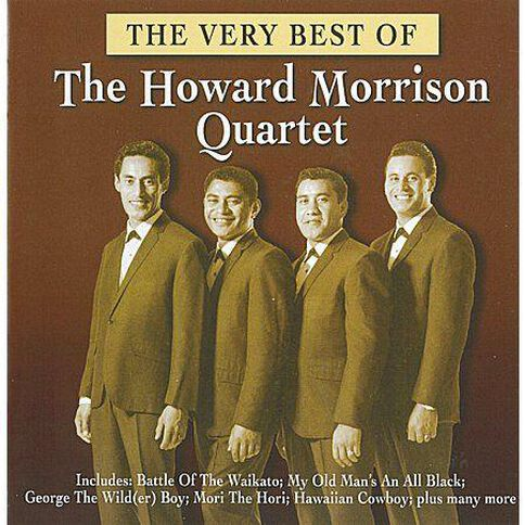 The Best of CD by Howard Morrison 1Disc