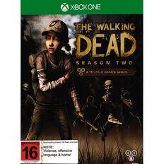 XboxOne The Walking Dead Season 2