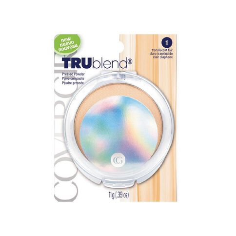Covergirl Trublend Pressed Powder 1 (Fair) 11g