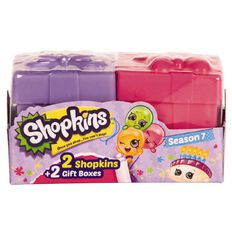 Shopkins Series 7 2 Pack Assorted