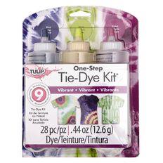 Tulip Tie-Dye Fabric Dye Vibrant Medium