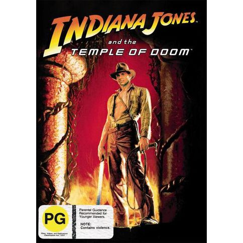 Indiana Jones And The Temple Of Doom Special Edition DVD 1Disc