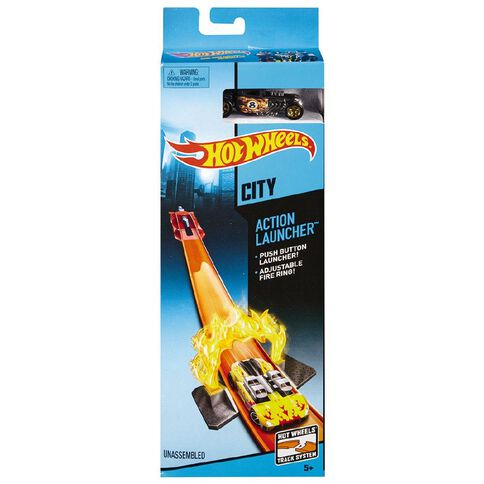 Hot Wheels Entry Level Track Set Assorted