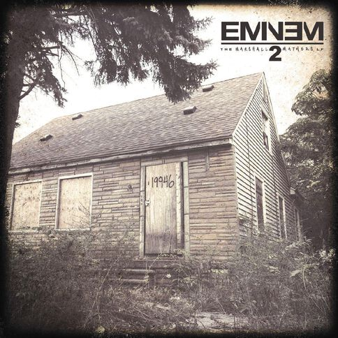 The Marshall Mathers Lp 2 Vinyl by Eminem 1Record