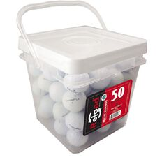 Golf Balls Reload Bucket 50 Pack