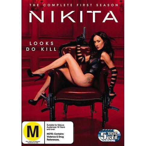 Nikita Season 1 DVD 5Disc