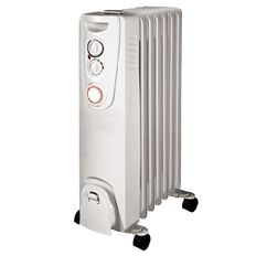 Evantair Oil Column Heater with Timer 7 Fin