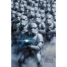 Star Wars Poster Storm Troopers