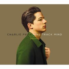 Nine Track Mind (Deluxe Edition) CD by Charlie Puth 1Disc