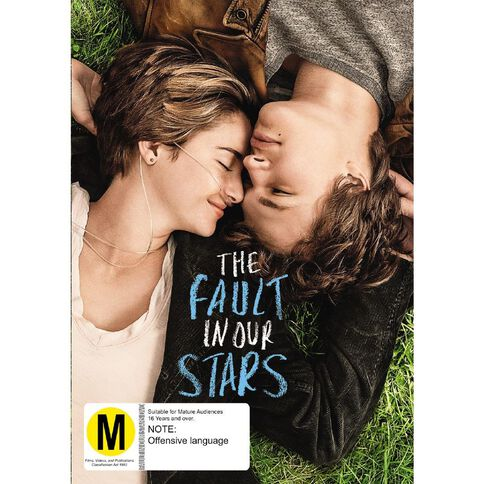 The Fault in Our Stars DVD 1Disc