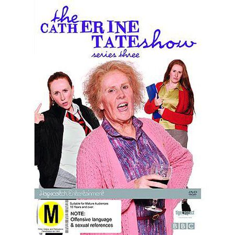 Catherine Tate Season 3 DVD 1Disc
