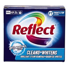 Reflect Laundry Powder Cleans & Whitens 500g