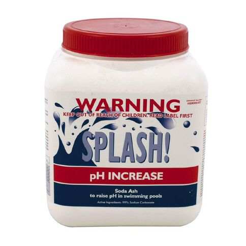Splash PH Increase 2kg