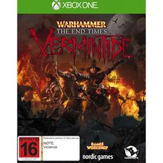 XboxOne Warhammer End Times Vermintide
