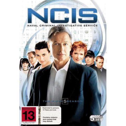 NCIS Season 5 DVD 5Disc