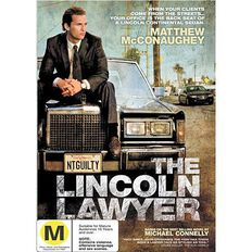 Lincoln Lawyer DVD 1Disc