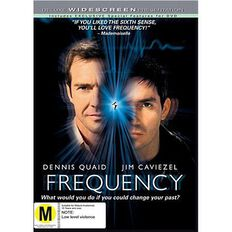 Frequency DVD 1Disc