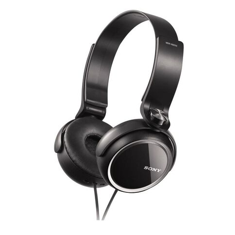 Sony Extra Bass Headphones MDRXB250B Black