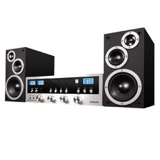 IT Classic Bluetooth Micro CD Stereo System 5000