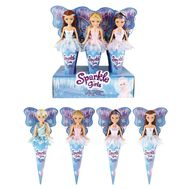 Sparkle Girlz Fairy In Cone Assorted