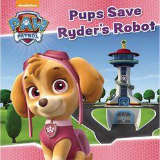Nickelodeon Paw Patrol Pups Save Ryder's Robot