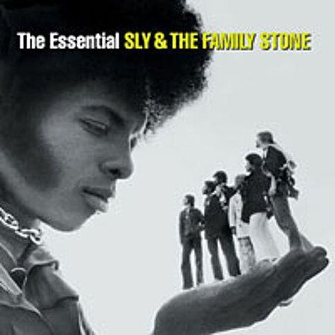 The Essential CD by Sly & The Family Stone 2Disc