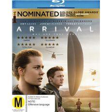 Arrival Blu-ray 1Disc