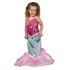 Play Studio Mermaid Costume Size 3 - 5