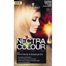 Schwarzkopf Nectra Silver Blonde 10-1