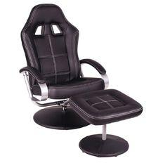 Haruru Recliner Chair with Footrest