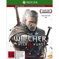 XboxOne The Witcher 3 Wild Hunt