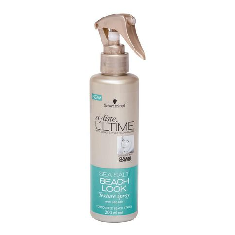 Schwarzkopf Styliste Ultime Sea Salt Texture Spray 200ml