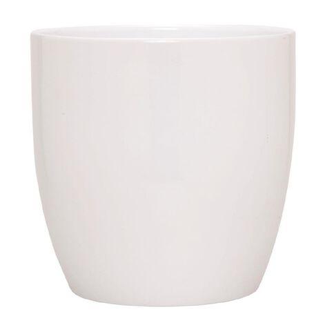 SK Basel Pot White 31cm