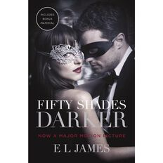 Fifty Shades Darker Film Tie-In by EL James