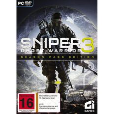 PC Games Sniper Ghost Warrior 3