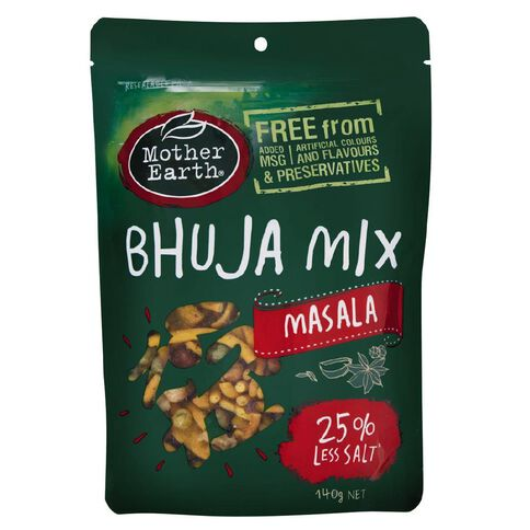 Mother Earth Masala Bhuja Mix 140g