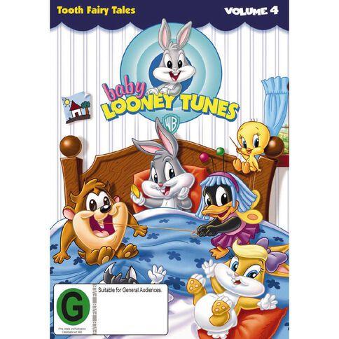 Baby Looney Tunes Volume 4 DVD 1Disc