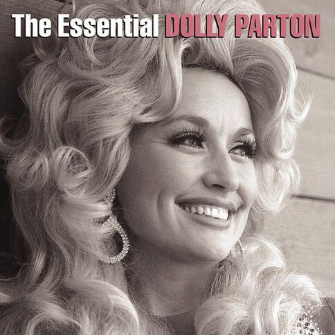 The Essential CD by Dolly Parton 2Disc