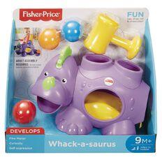 Fisher-Price Whack-A-Saurus