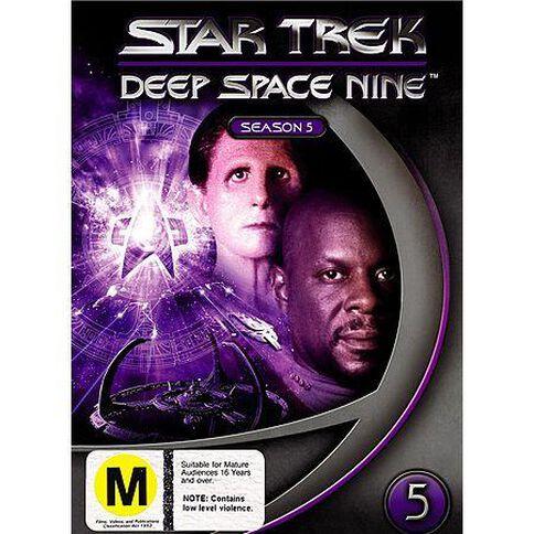 Star Trek DS9 Season 5 DVD 1Disc