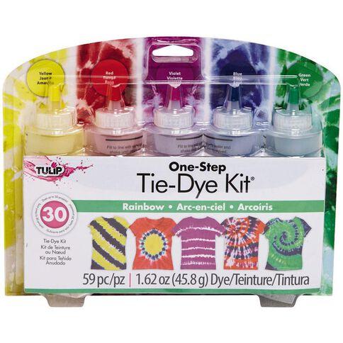 Tulip Tie-Dye Fabric Dye Rainbow Kit
