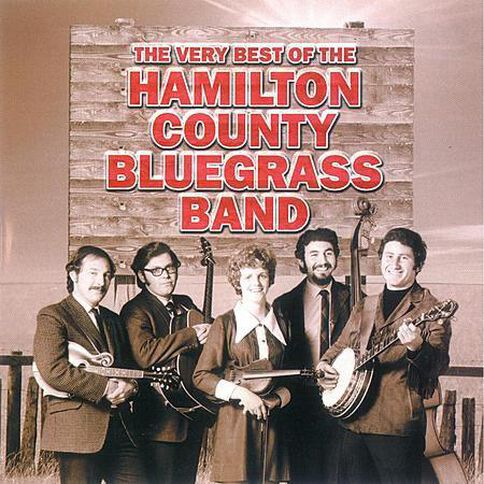 Very Best Of by Hamilton Country Bluegrass Band CD