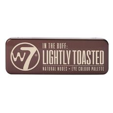 W7 In The Buff Lightly Toasted Nudes Eyeshadow Palette 12 Colours