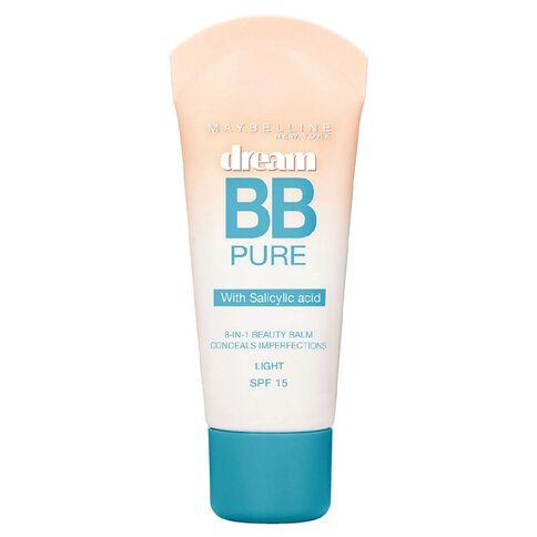 Maybelline Dream Pure BB Cream Light