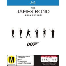 Bond Box Set Blu-ray 24Disc