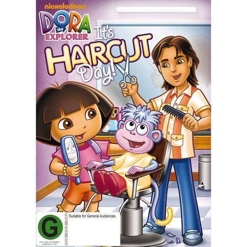 Dora Haircut Day DVD 1Disc