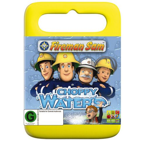 Fireman Sam Choppy Waters DVD 1Disc