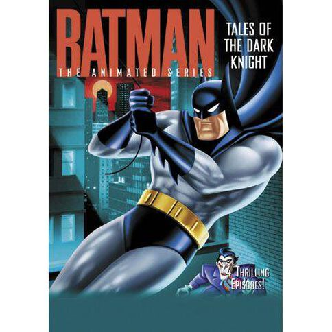Batman Tales Dark Knight DVD 1Disc