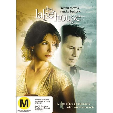 The Lake House DVD 1Disc