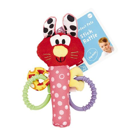 Squeek Purrfect Pets Squeaker Assorted